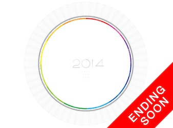 THE 2014 WALL ASR CALENDAR - A Unique Circular Calendar