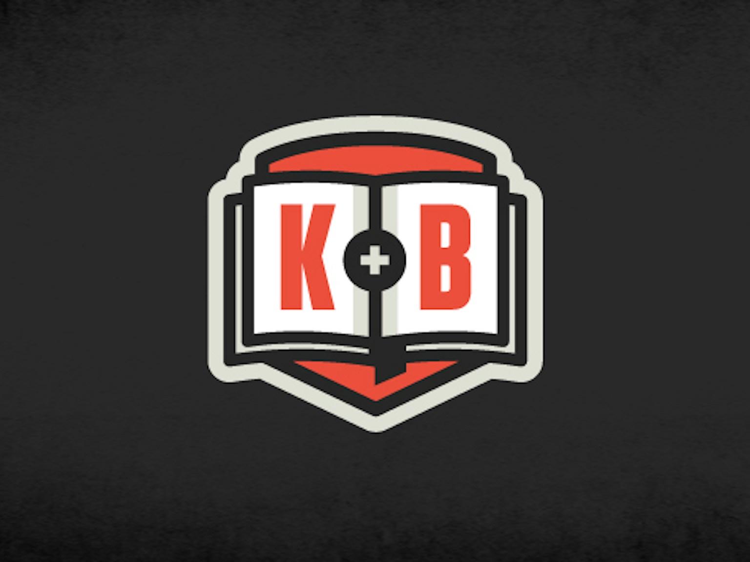 Kern and Burn: The Book by Tim Hoover —Kickstarter