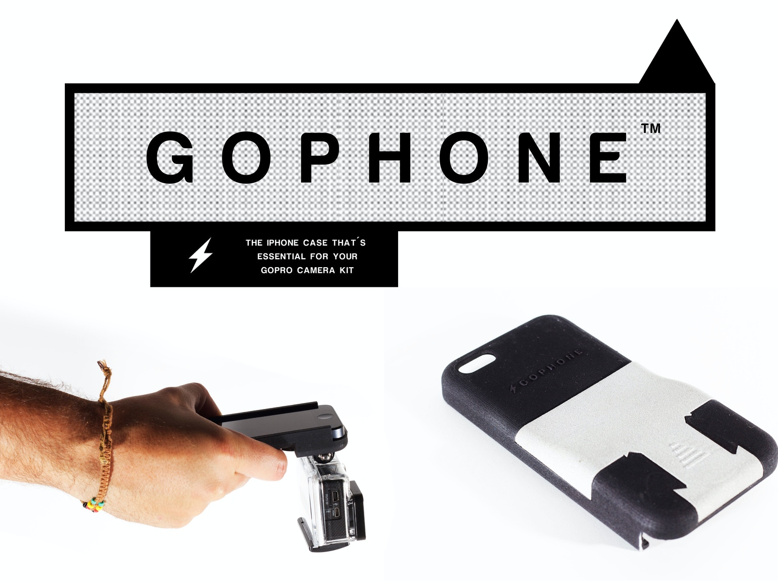 GoPhone: The iPhone case essential for your GoPro camera ...
