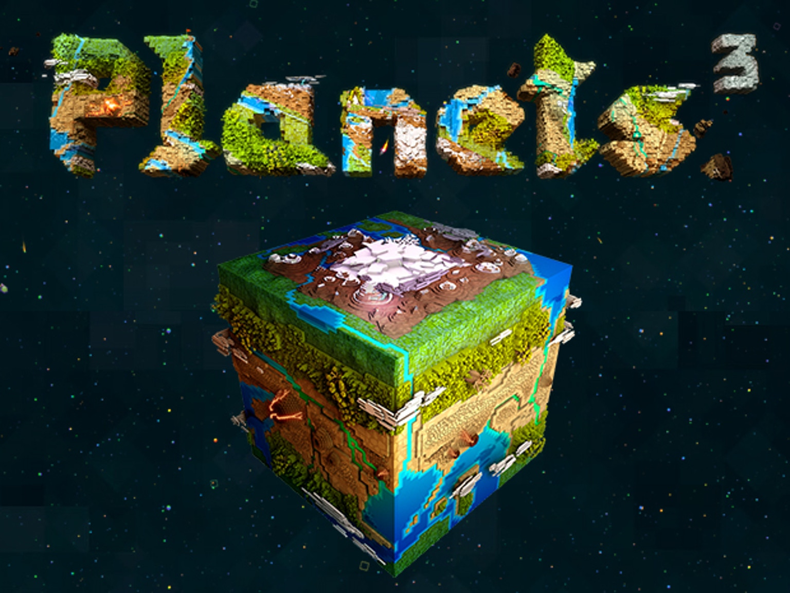 Planets³ by Cubical Drift —Kickstarter