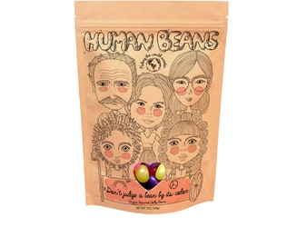 HUMAN BEANS: Unique Candy with a Sweet Message!