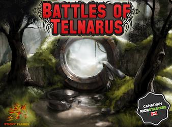 Battles of Telnarus