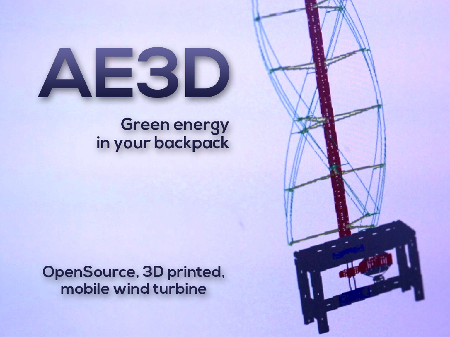 Simplicity image throughout 3d printable wind turbine