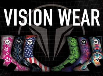 Vision Wear | Socks with a Flare