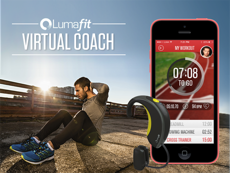 Lumafit Heart Rate Monitor