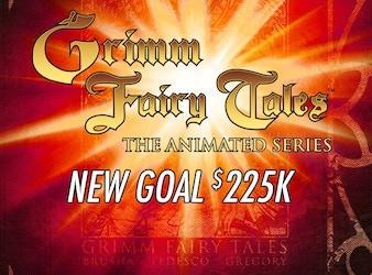 Grimm Fairy Tales Animated Series ( Zenescope )