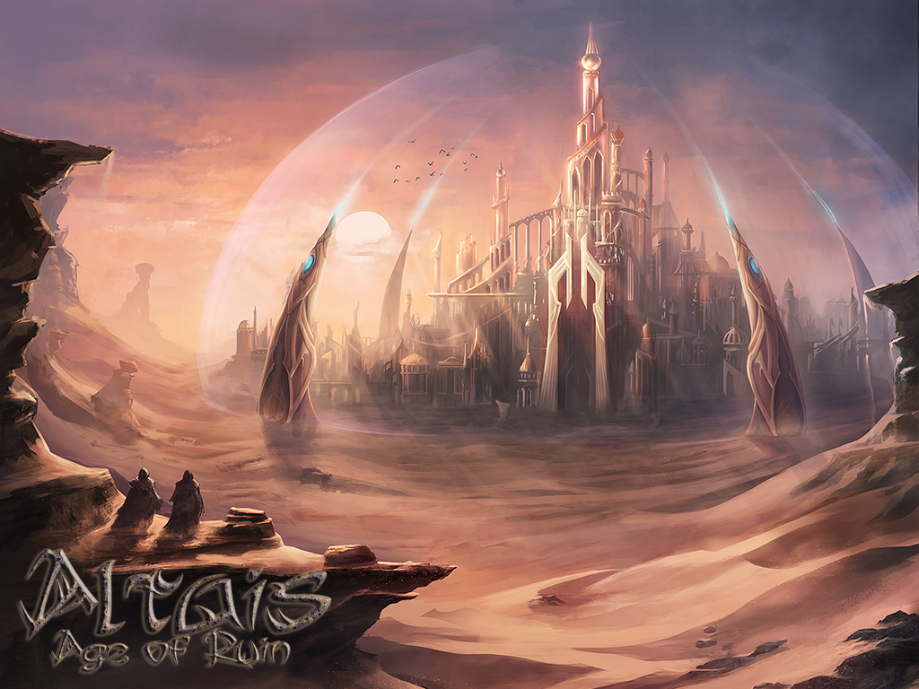 Altais: Age of Ruin - A dystopian fantasy RPG - Relaunch project video thumbnail